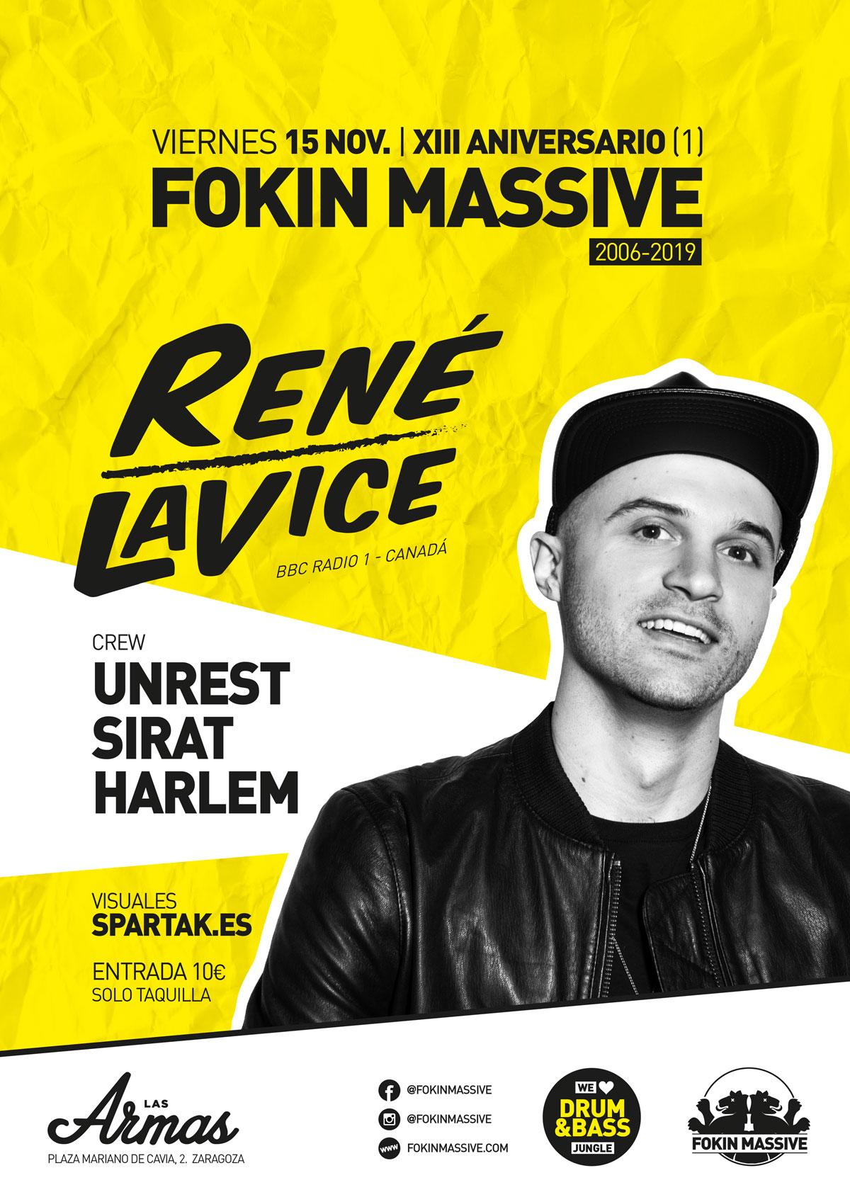 Fokin Massive @ René LaVice