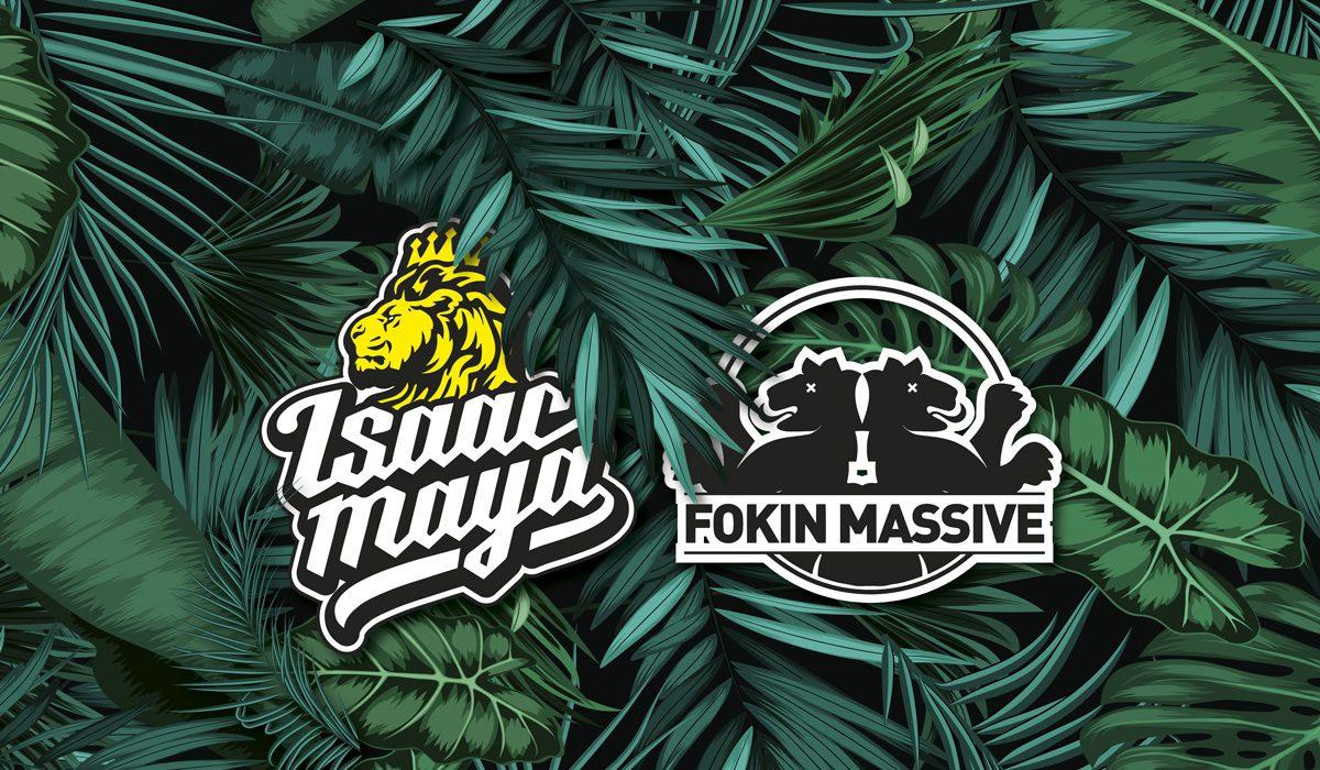 Isaac Maya, próximo invitado de Fokin Massive